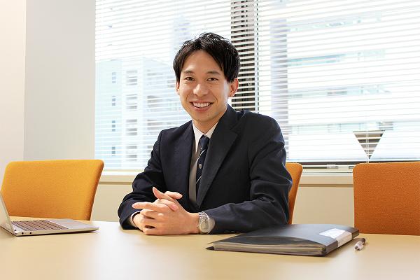 岩崎弁護士 相談風景